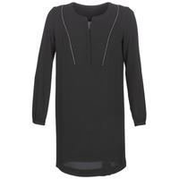 Vêtements Femme Robes courtes Ikks BURRI Noir