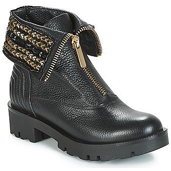 Chaussures Femme Boots Tosca Blu KIRUNA Noir