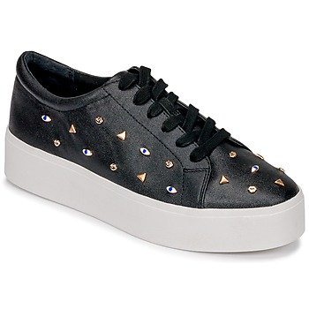Chaussures Femme Baskets basses Katy Perry THE DYLAN Noir
