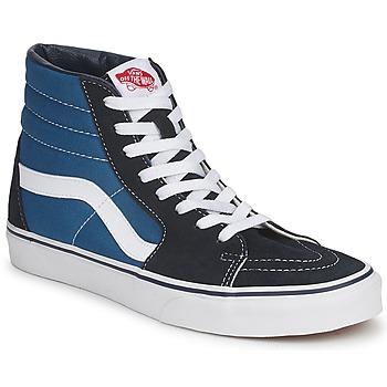 Chaussures Baskets montantes Vans SK8 HI Bleu