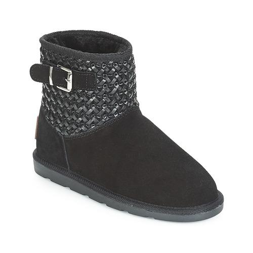 Chaussures Femme Boots Les Tropéziennes par M Belarbi CIRA Noir