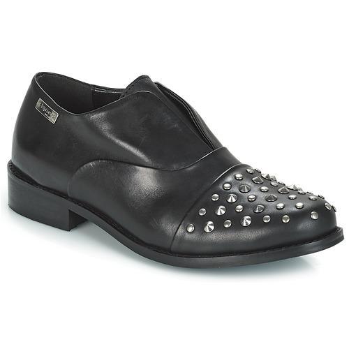 Chaussures Femme Derbies Les Tropéziennes par M Belarbi ZITA Noir