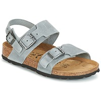 Chaussures Air max tnGarçon Sandales et Nu-pieds Betula Original Betula Fussbett GLOBAL 2 Gris