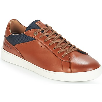 Chaussures Homme Baskets basses Redskins AMICAL Cognac