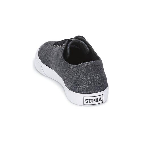 Supra WRAP Noir / Blanc