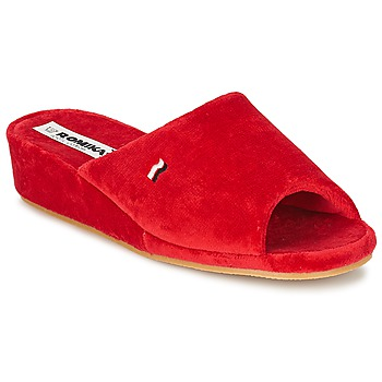 Chaussures Femme Chaussons Romika PARIS Rouge