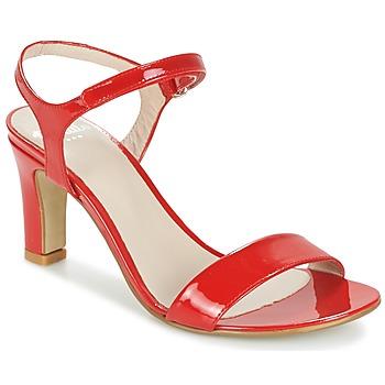Chaussures Femme Sandales et Nu-pieds Perlato MONDEGO Rouge