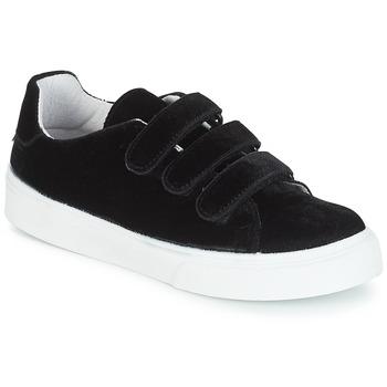 Chaussures Femme Baskets basses Yurban JOZZY Noir