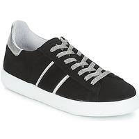 Chaussures Femme Baskets basses Yurban JEMMY Noir