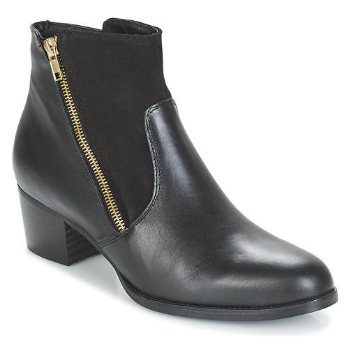 Chaussures Femme Bottines So Size JOPESE Noir