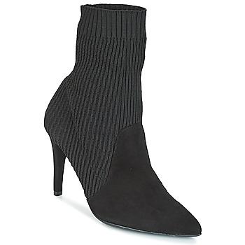 Chaussures Femme Bottines Fericelli JACOLI Noir