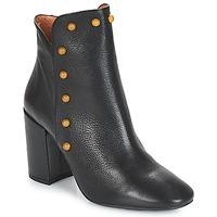 Chaussures Femme Bottines Fericelli JATTIPALIA Noir