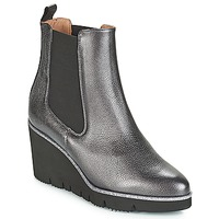 Chaussures Femme Boots Fericelli JERAMO Argenté