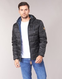 Vêtements Homme Doudounes 80DB Original CHILL18 Noir / Marine
