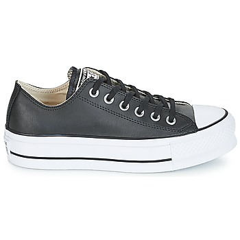 Baskets basses Converse CHUCK TAYLOR ALL STAR LIFT CLEAN LEATHER OX