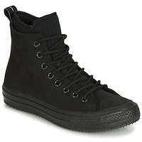 Chaussures Homme Baskets montantes Converse CHUCK TAYLOR ALL STAR WP BOOT LEATHER HI Noir