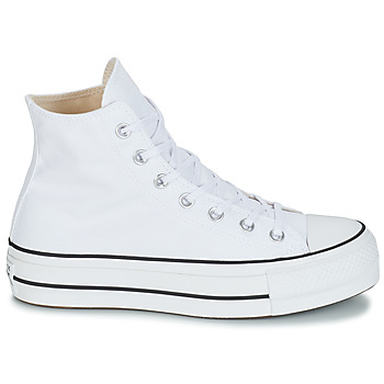 Baskets montantes Converse CHUCK TAYLOR ALL STAR LIFT CANVAS HI