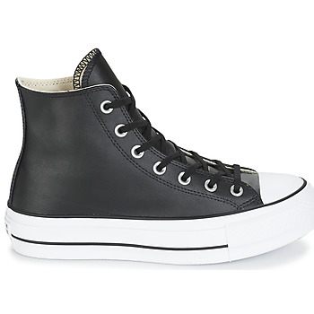 Baskets montantes Converse CHUCK TAYLOR ALL STAR LIFT CLEAN LEATHER HI