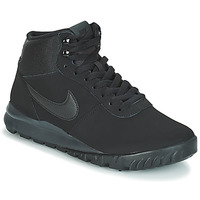 Chaussures Homme Boots Nike HOODLAND SUEDE Noir