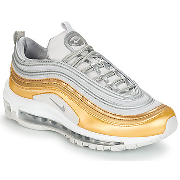 Chaussures Femme Baskets basses Nike AIR MAX 97 SPECIAL EDITION W Gris / Doré