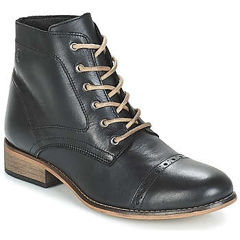 Chaussures Femme Boots Betty London FOLIANE Noir
