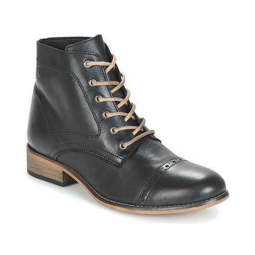 Chaussures Femme Boots Betty London FOLIANE Noir
