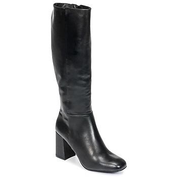 Chaussures Femme Bottes ville Betty London JOLAJU Noir