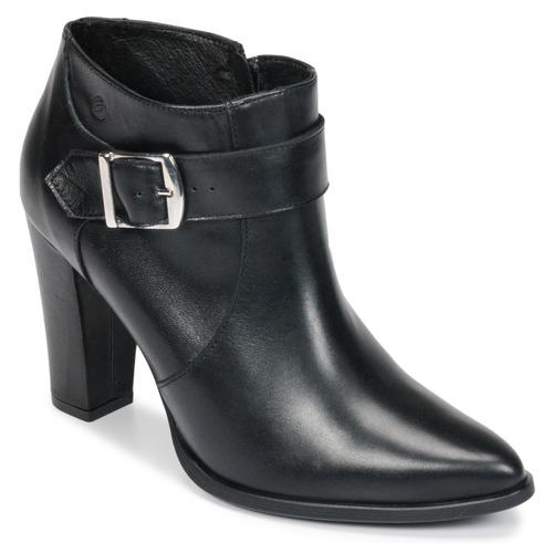 Chaussures Femme Low boots Betty London JYKA Noir