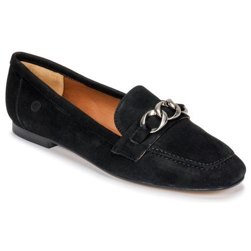 Chaussures Femme Mocassins Betty London JYVOLI Noir