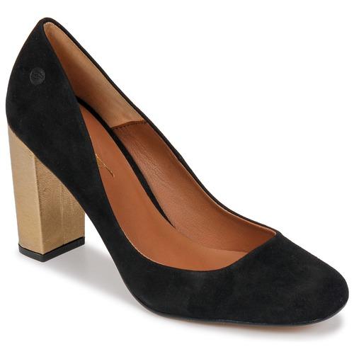 Chaussures Femme Escarpins Betty London JIFOLU Noir / doré