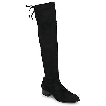 Chaussures Femme Cuissardes Betty London JAZUMI Noir