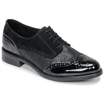 Chaussures Femme Derbies Betty London CODEUX Noir