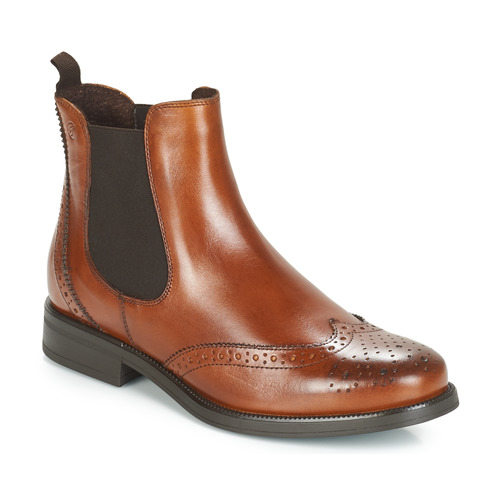 Chaussures Femme Boots Betty London JOSTA Marron