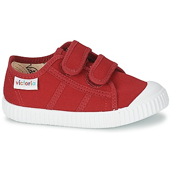 Chaussures enfant Victoria BLUCHER LONA DOS VELCROS