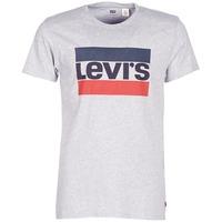 Vêtements Homme T-shirts manches courtes Levi's SPORTSWEAR LOGO GRAPHIC Gris