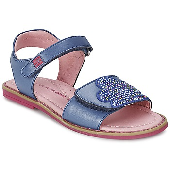 Sandale Agatha Ruiz de la Prada MISS PONZA Bleu