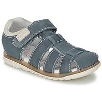 Chaussures Enfant Sandales et Nu-pieds Garvalin SANDALIAS BOY Bleu