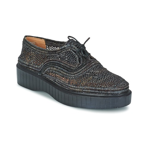 Chaussures Femme Derbies Robert Clergerie POCOI Noir