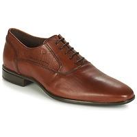 Chaussures Homme Richelieu Carlington JIPINO Cognac