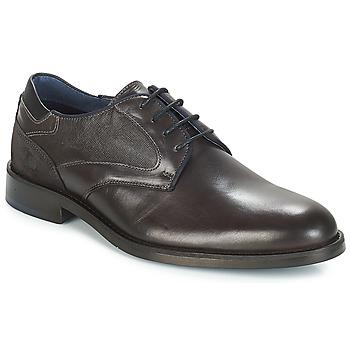 Chaussures Homme Derbies Carlington JECINZA GRIS