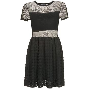 Vêtements Femme Robes courtes Brigitte Bardot ALBERTINE Noir