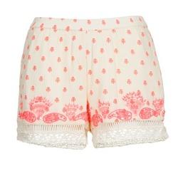 Vêtements Femme Shorts / Bermudas Brigitte Bardot ANGELINE Ecru