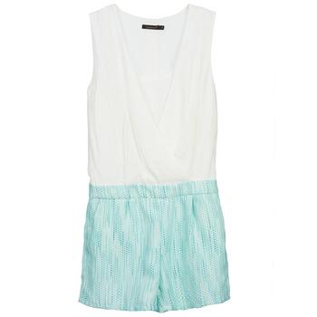 Vêtements Femme Combinaisons / Salopettes Color Block ALIX Bleu