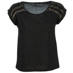 Vêtements Femme Tops / Blouses Color Block AILEEN Noir