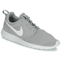Chaussures Air max tnHomme Baskets basses Nike ROSHE ONE Gris / Blanc