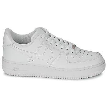 Baskets basses Nike AIR FORCE 1 07 LEATHER W