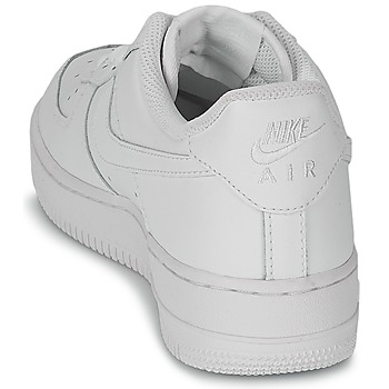 Nike AIR FORCE 1 07 LEATHER W Blanc