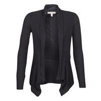 Vêtements Femme Gilets / Cardigans Esprit VECKY Noir