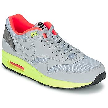 Nike AIR MAX 1 FB Gris / Vert / Corail