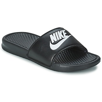 Chaussures Homme Mules Nike BENASSI JUST DO IT Noir